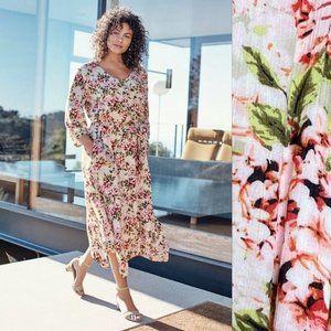 J. Jill Floral Dress Petite (L)